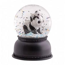 A little lovely company - Snežna krogla, nočna lučka Panda