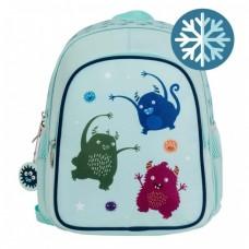 A little lovely company - Izoliran otroški nahrbtnik Mini pošasti