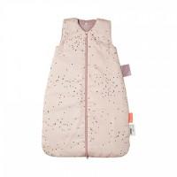 Done by deer -  Spalna vreča Roza s pikicami, 90 cm