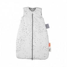 Done by deer - Zimska spalna vreča Dreamy dots White, 90 cm