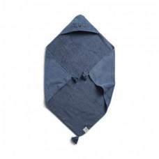 Elodie - Brisača s kapuco Tender blue