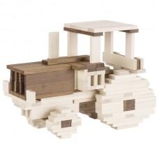 Goki - Leseni gradniki za sestavljanje