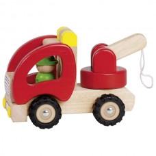 Goki - Lesen tovornjak za avtovleko