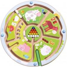 Haba - Magnetni labirint Na kmetiji