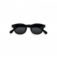Izipizi - Otroška sončna očala Sun Junior Black Grey lenses (5 - 10 let)