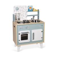 Janod - Lesena kuhinja Plume cooker