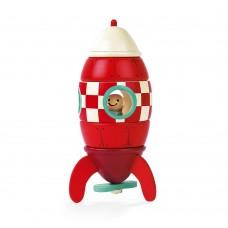 Janod - Magnetna sestavljanka Raketa