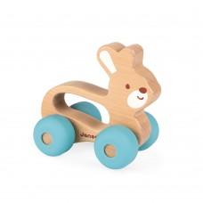 Janod - Zajček na kolesih