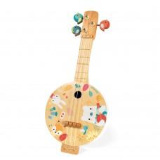 Janod - Lesen otroški bendžo