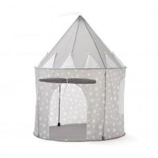 Kid's Concept - Igralni šotor Star, siv
