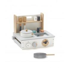 Kid's Concept - Mini lesena prenosna kuhinja