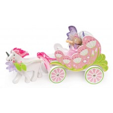 Le Toy Van - Lesena kočija Fairybelle