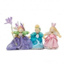Le Toy Van - Set treh princesk