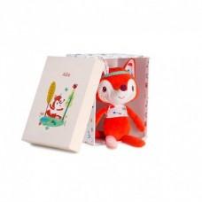 Lilliputiens - Ljubkovalna igrača lisička Alice