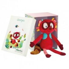 Lilliputiens - Ljubkovalna igrača lemur Georges