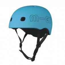 Micro - Otroška čelada PC Ocean modra M (52-56 cm)