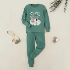 Otroška pižama Sneg (4-5 let)
