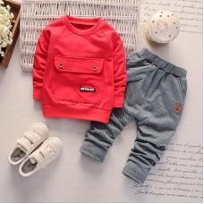 Komplet hlače+ pulover (12-18 mesecev)