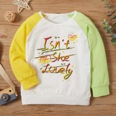 Otroška majica Isn't she lovely (2 leti)