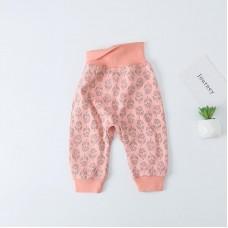 Otroške hlače, marelične (6-9 mesecev)