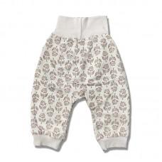 Otroške hlače, nežno roza (6-9 mesecev)