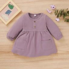 Oblekica lila (12-18 mesecev)