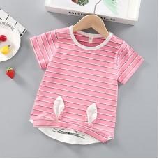 Otroška majica Zajček Roza