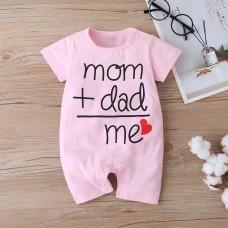 Otroški pajac Mom + Dad = Me