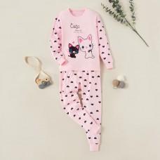 Otroška pižama Muca (4-5 let)