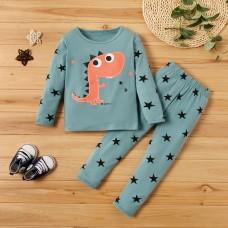 Otroška pižama Dinozaver (18-24 mesecev)