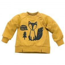 Pinokio - Otroški pulover Secret forest Lisička Curry