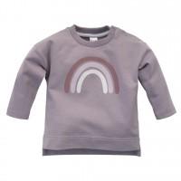Pinokio - Otroški pulover Happiness Mavrica