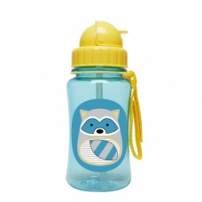 Skip Hop - Steklenička s slamico Rakun