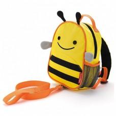 Skip Hop - Otroški mini nahrbtnik Čebelica