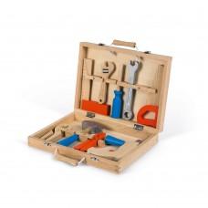 Janod - Lesen kovček z orodjem
