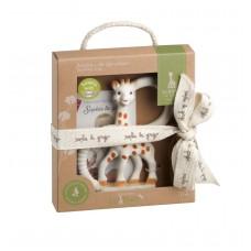 Žirafa Sophie - Obroček za grizenje
