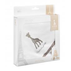 Vulli - Brisača s kapuco Žirafa Sophie