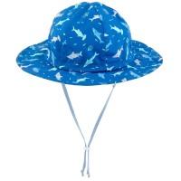 Stephen Joseph - Otroški klobuček Morski pes z UV zaščito