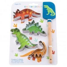 Stephen Joseph - Set za peko piškotov Dinozaver