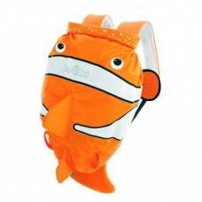 Trunki -  Vodoodporni nahrbtnik Oranžna ribica