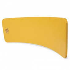 Kinderfeets - Lesena ravnotežna deska Mustard